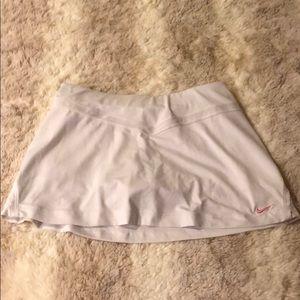 Nike sri-fit tennis skirt